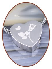Watertight Cremation Jewelry