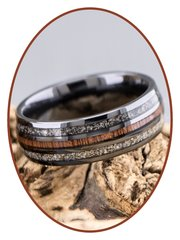 Cremation Ash Rings
