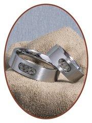 Stainless Steel Ash Rings