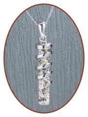 Silver Cremation Ash Pendants