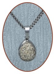 Stainless Steel Cremation Ash Pendants