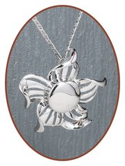 Close2Me Collection Silver Cremation Jewelry