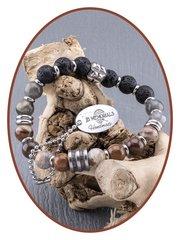 Ash Bead Bracelets