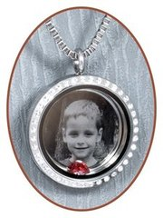 Photo Memorial Jewelry