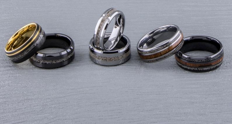 Ash rings