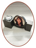 JB Memorials Midi Ash Urn with sublimation Picture - HM444_