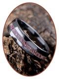 Ceramic Zirconium Uni As Ring (Purple) - TC01P