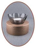 Mini Ash Urn with Tealight Holder - HM446_