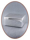 Memory Box / Mini Urn 'Square' - M395_