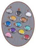 Close2Me© 925 sterling silver 'Unique' ash pendant - CM001_