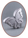 Mini Ash Urn 'Butterfly' in Different Colors - HM442_
