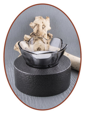 Mini Ash Urn with Tealight Holder - HM446