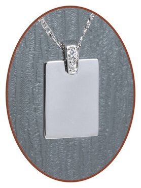 925 Sterling Silver Engraving Pendant - ZG04
