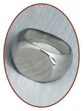 316L Stainless Steel Remembrance Ring - XR07
