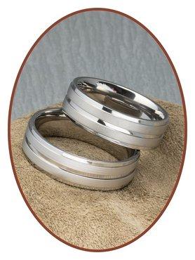 Titanium Relation Rings - TR3894
