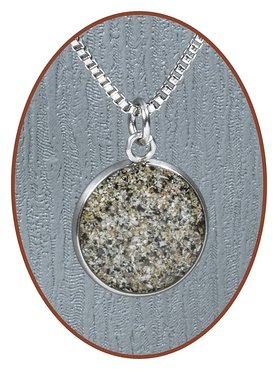 316L Stainless Steel JB Memorials Cremation Pendant - RSP109