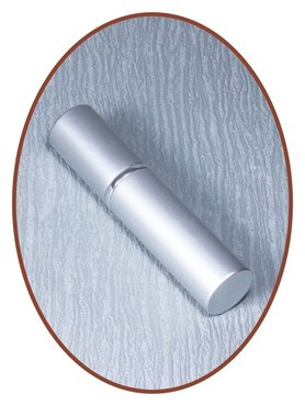 Aluminum Cremation Ash Tube - M299