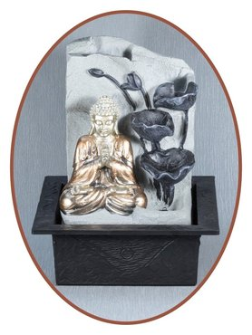Unique Exclusive Buddha Fountain With Ashes Inside  - M351