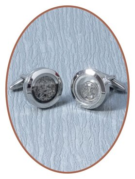 316L Stainless Steel Mens Cufflinks - MK001