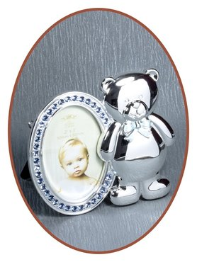 Silver Plated Remembrance Frame - M060