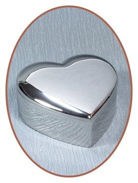 Memory Box / Mini Urn 'Heart' - JB1010