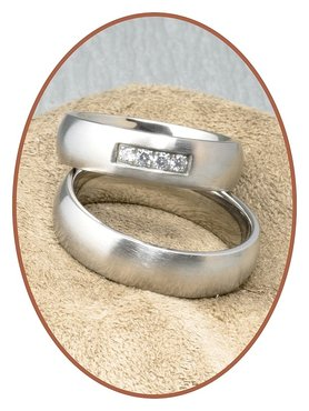 Titanium Relation Rings - JT006