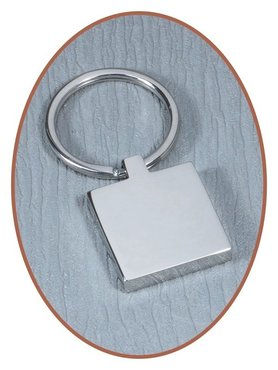 Stainless Steel Remembrance Key-ring  - KEY14