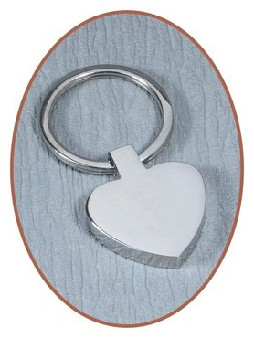 Stainless Steel Remembrance Key-ring  - KEY15