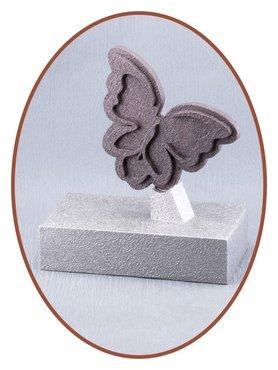 Mini Ash Urn 'Butterfly' - HM381