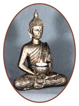 Midi Ash Urn 'Thai Buddha' 27CM - BU76