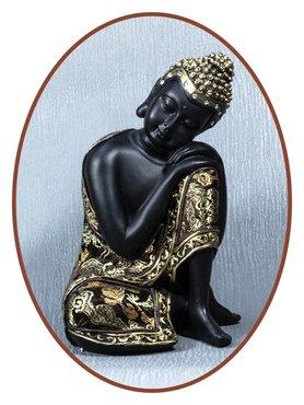 Midi Cremation Urn 'Thai Buddha' 19CM - BU034