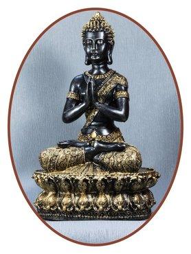 Midi Cremation Urn 'Thai Buddha' 35CM - BU018D