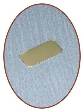 Metal Engraving Plate - EPG5