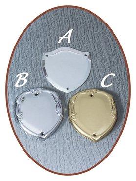 Aluminum Engraving Plate - EPG6