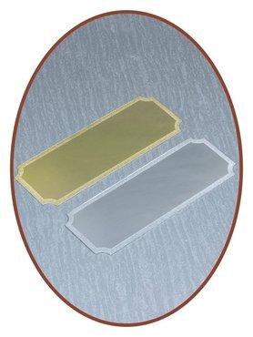 Metal Engraving Plate - EPG9