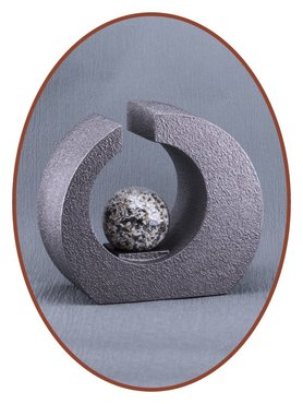 Mini Design Ash Urn 'Circle' - HM388