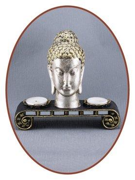 Midi Ash Urn 'Thai Buddha' 19CM - BU81