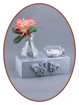 Mini Ash Urn with Tealight Holder - HM286