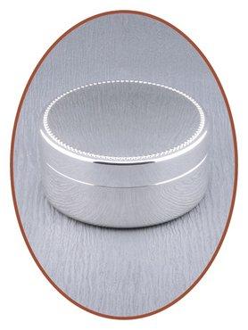 Memory Box / Mini Urn 'Round' - M387