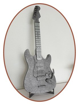 Design Ash Midi Urn E-Guitar (40cm) in Different Colors - HM440