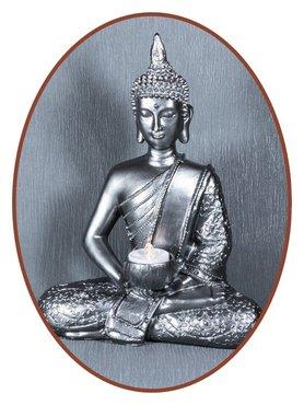 Midi Ash Urn 'Thai Buddha' 27CM - BU76A