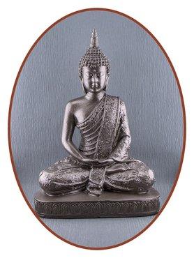 Midi Ash Urn 'Thai Buddha' 27CM - BU001