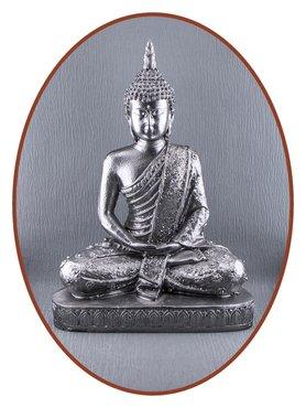 Midi Ash Urn 'Thai Buddha' 27CM - BU002