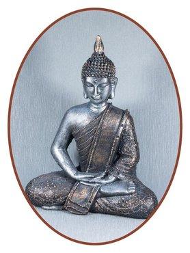 Midi Ash Urn 'Thai Buddha' 27CM - BU080