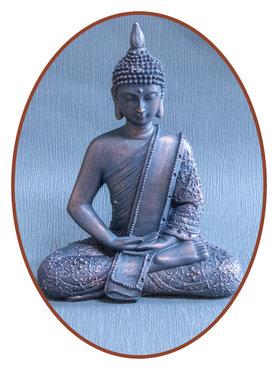 Midi Ash Urn 'Thai Buddha' 26CM - BU075