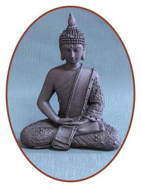 Midi Ash Urn 'Thai Buddha' 26CM - BU075A