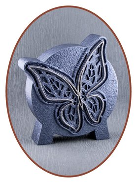 Mini Ash Urn 'Butterfly' in Different Colors - HM427V