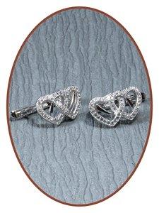 925 Sterling Silver Special Ash Earrings   - EBB7723